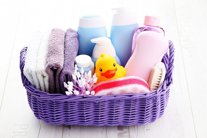 In baby care products safety should go above everything else